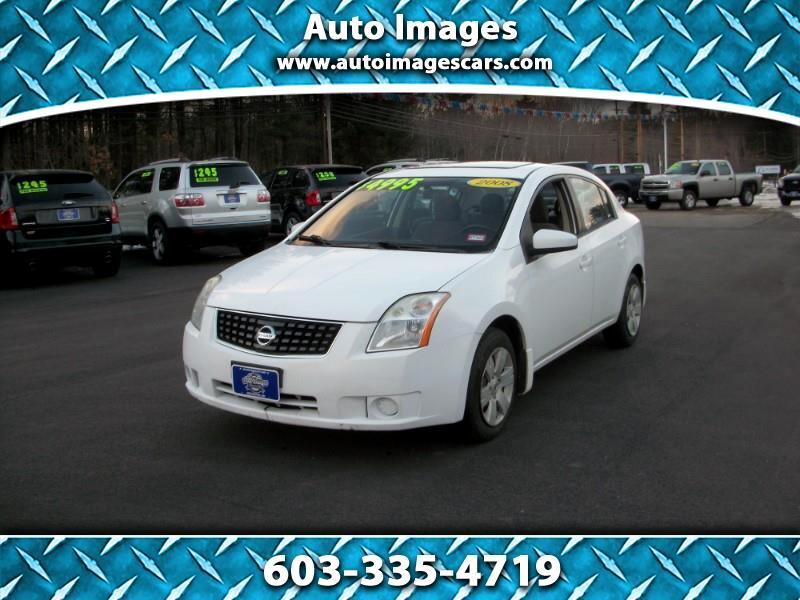 2008 Nissan Sentra 4dr Sdn I4 CVT 2.0
