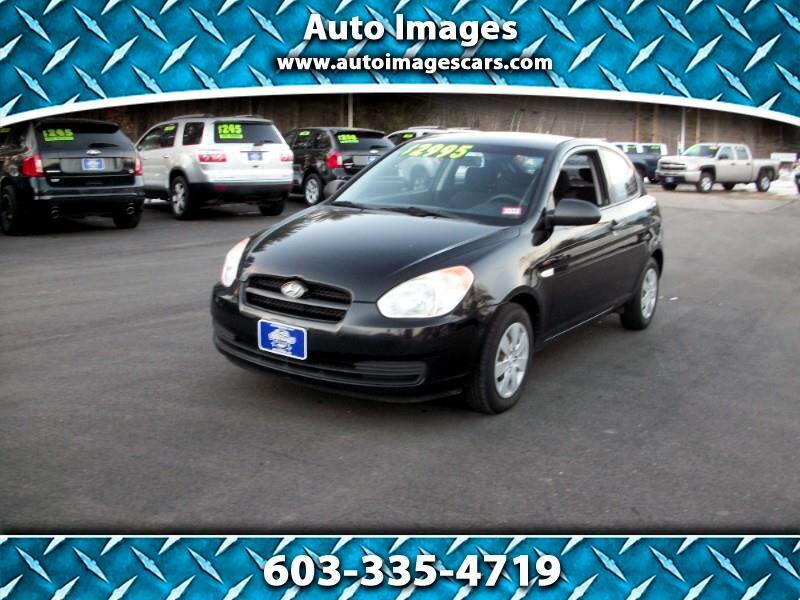 2008 Hyundai Accent 3dr HB Man GS