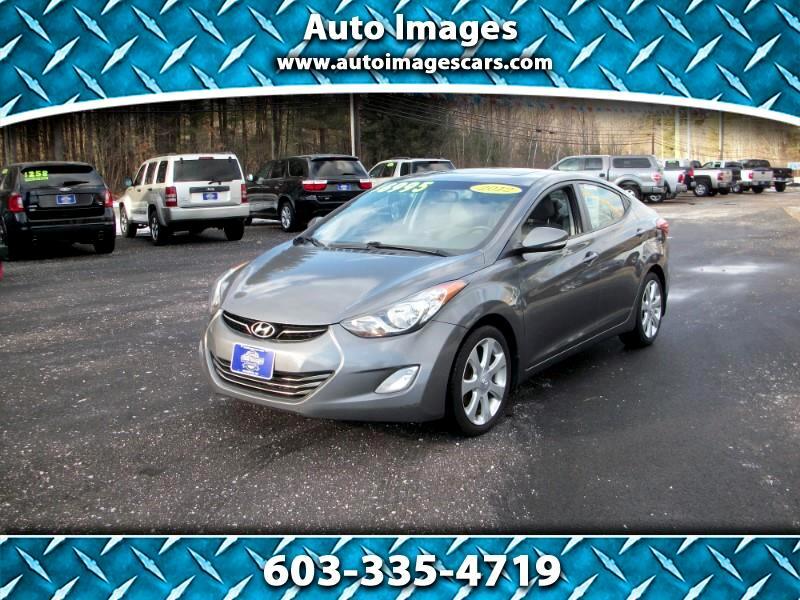 2012 Hyundai Elantra 4dr Sdn Auto Limited PZEV (Alabama Plant)