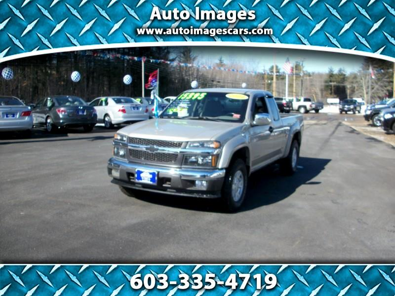 2004 Chevrolet Colorado Ext Cab 125.9