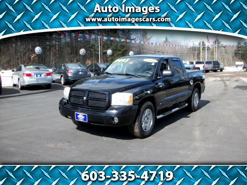 2006 Dodge Dakota 4dr Quad Cab 131 4WD Laramie