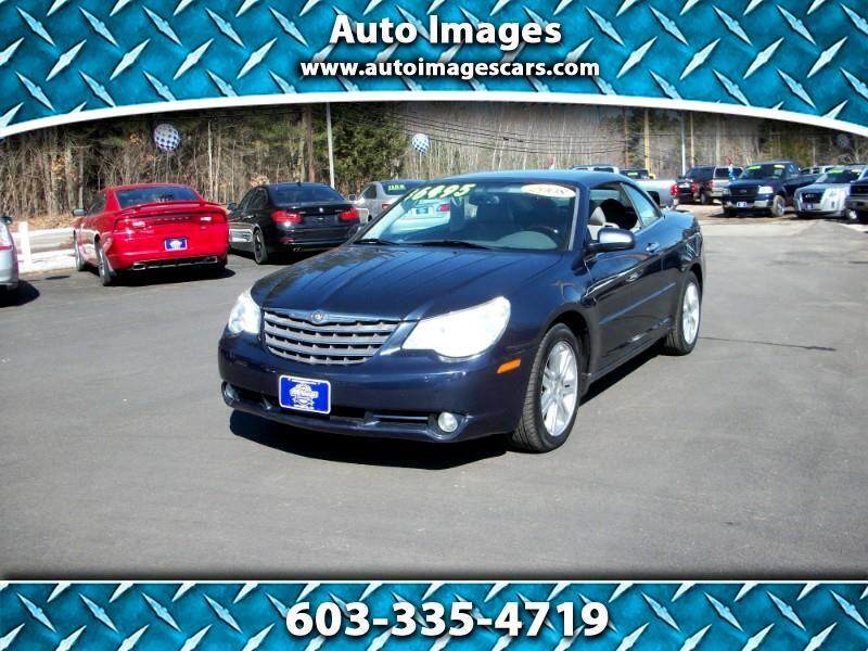 2008 Chrysler Sebring 2dr Conv Limited FWD