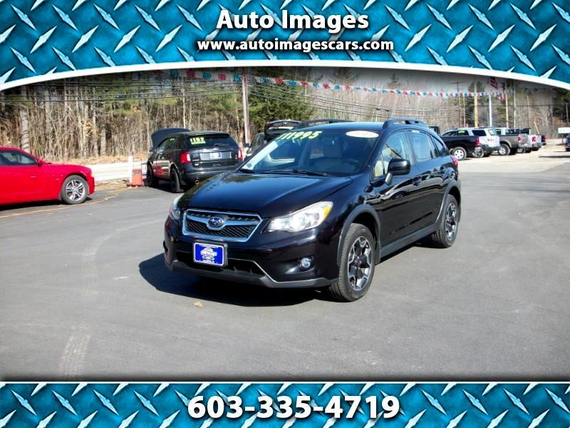 2013 Subaru XV Crosstrek 5dr Auto 2.0i Premium
