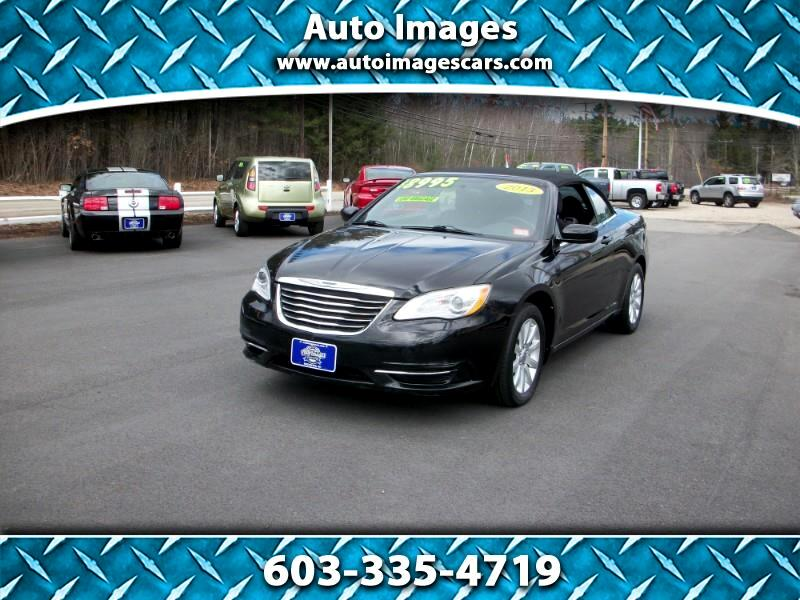 2013 Chrysler 200 2dr Conv Touring