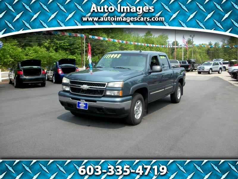 "2006 Chevrolet Silverado 1500 CREW CAB 143.5"" WB 4WD LT2"