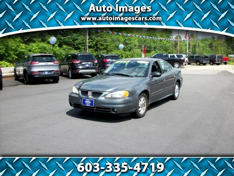 2003 Pontiac Grand Am 4dr Sdn SE