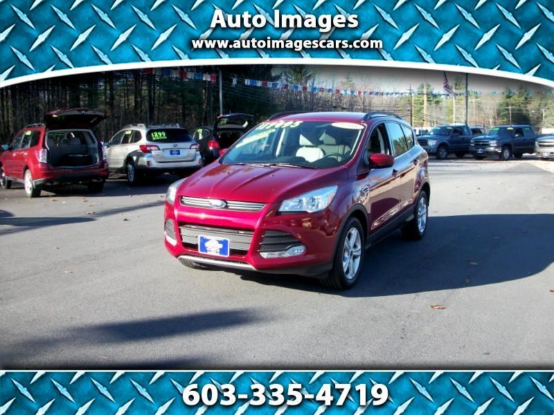 Ford Escape FWD 4dr SE 2016