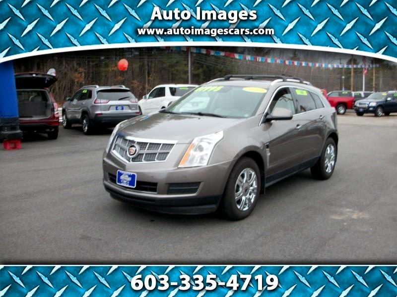 Cadillac SRX FWD 4dr Luxury Collection 2011