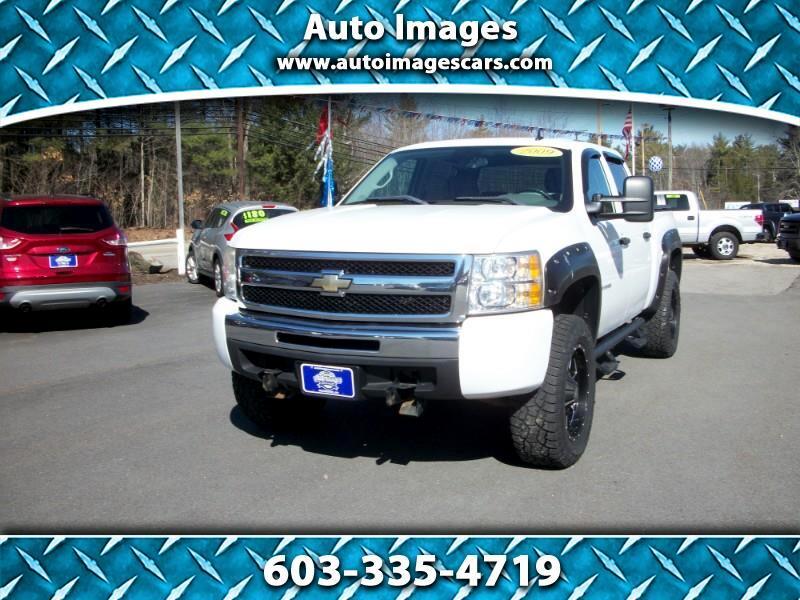 """Chevrolet Silverado 1500 4WD Crew Cab 143.5"""" LS 2009"""