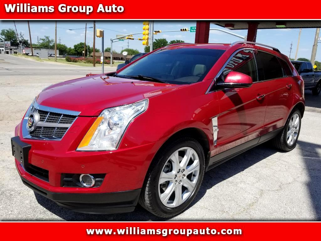 2012 Cadillac SRX FWD 4dr Performance Collection