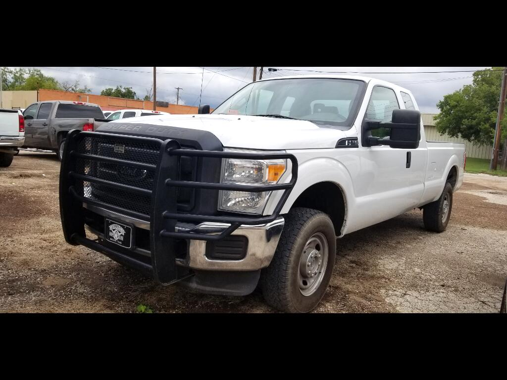 used 2013 ford f250 xl supercab 4x4 for sale in abilene tx 79605 williams group auto. Black Bedroom Furniture Sets. Home Design Ideas