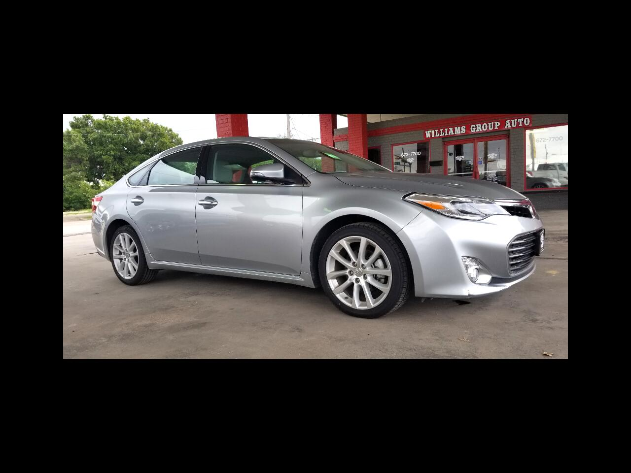 2015 Toyota Avalon XLE Limited
