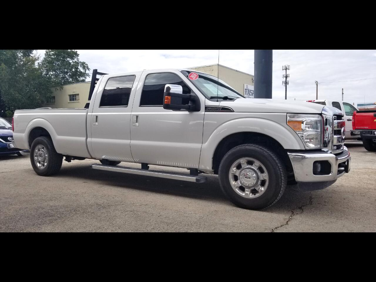 2016 Ford F-250 SuperCrew Lariat RWD