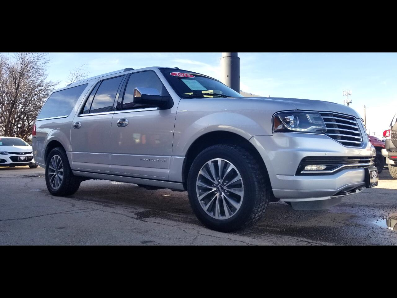 2015 Lincoln Navigator L Reserve