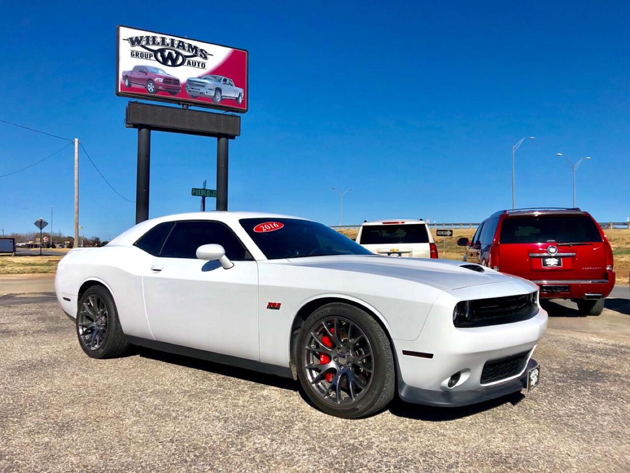 2016 Dodge Challenger SRT 392 Coupe
