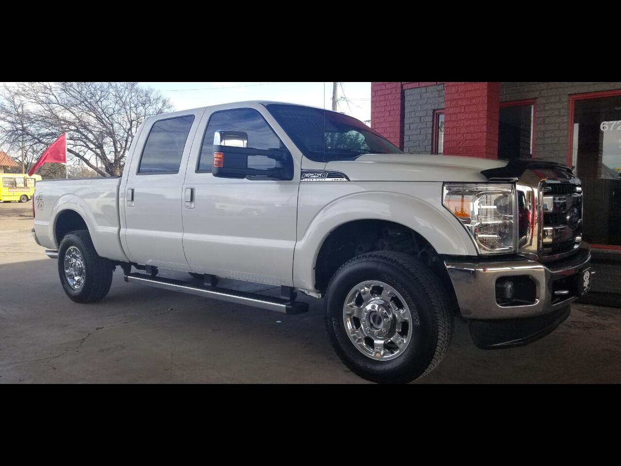 2016 Ford F-250 SuperCrew Lariat 4X4