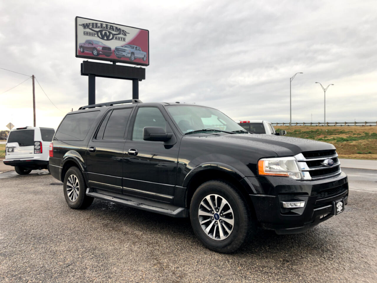 2015 Ford Expedition EL XLT RWD