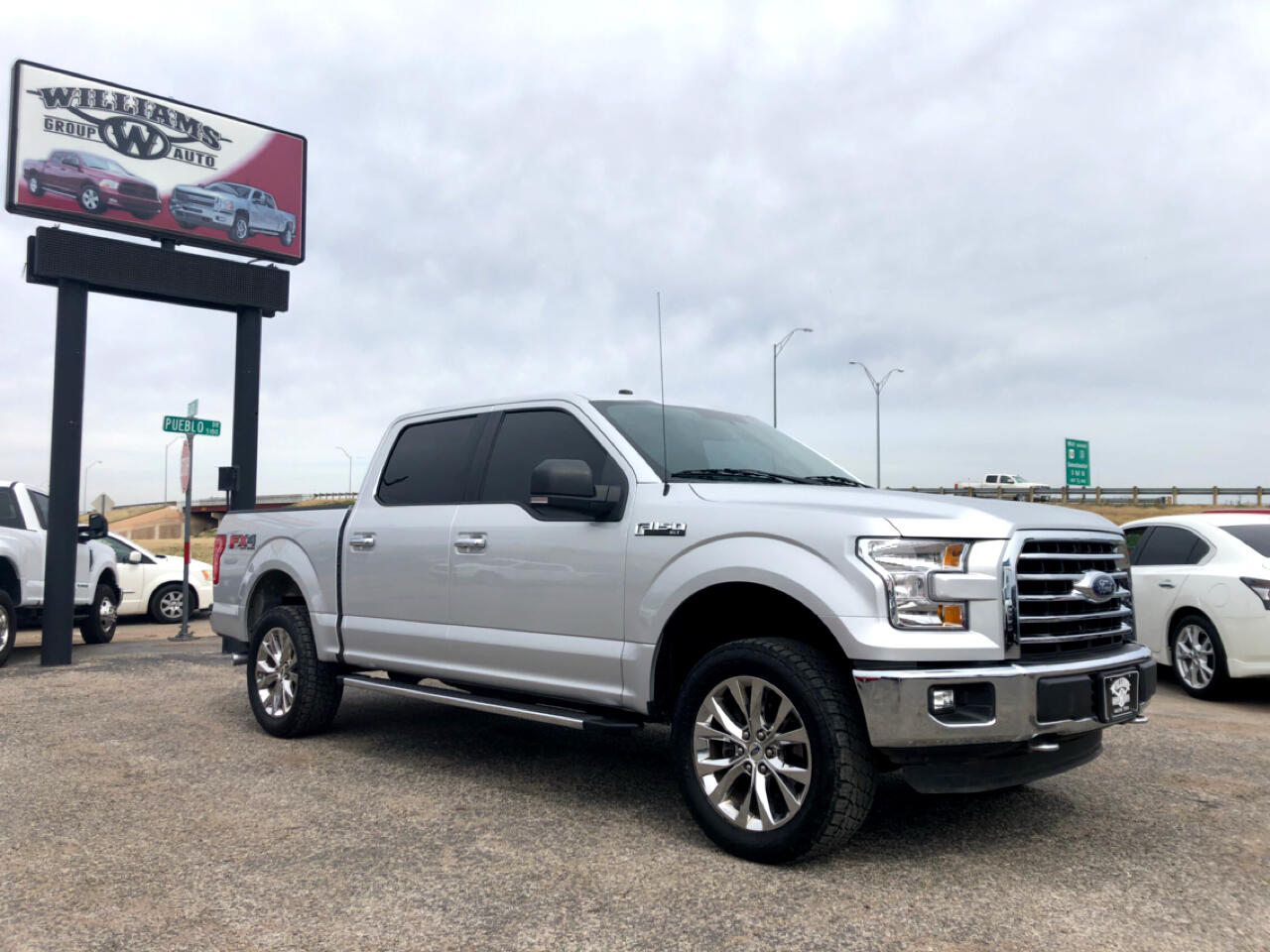 2016 Ford F-150 SuperCrew XLT FX4