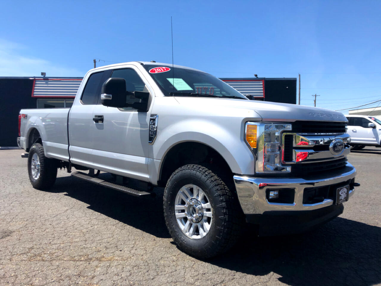 2017 Ford F-250 Supercab XLT FX4