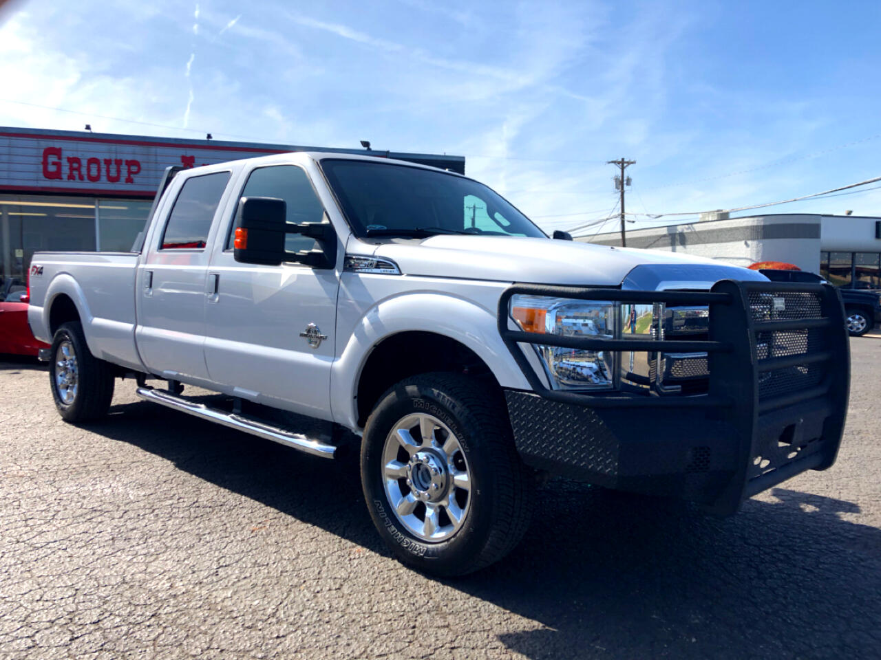 2016 Ford F-350 SuperCrew Lariat FX4 SRW