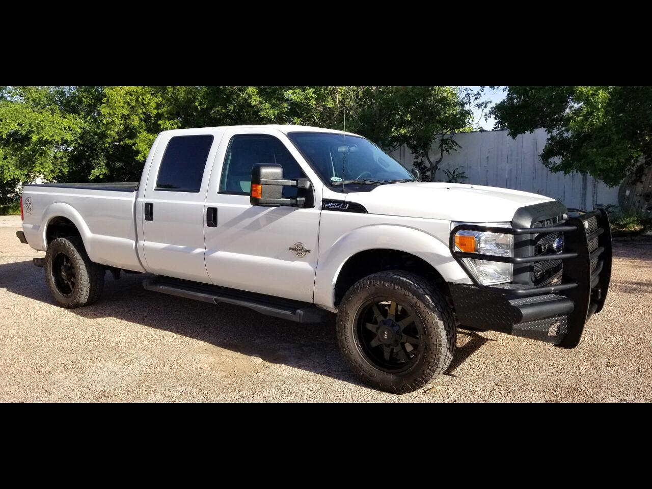 2016 Ford F-350 SuperCrew XL SRW 4X4