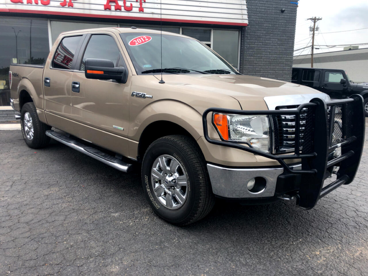 2012 Ford F-150 SuperCrew XLT 4X4