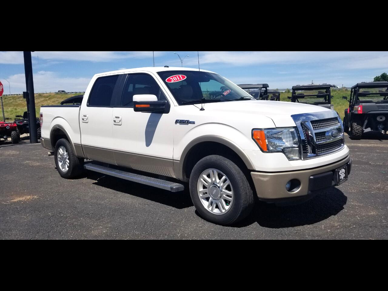 2011 Ford F-150 SuperCrew Lariat