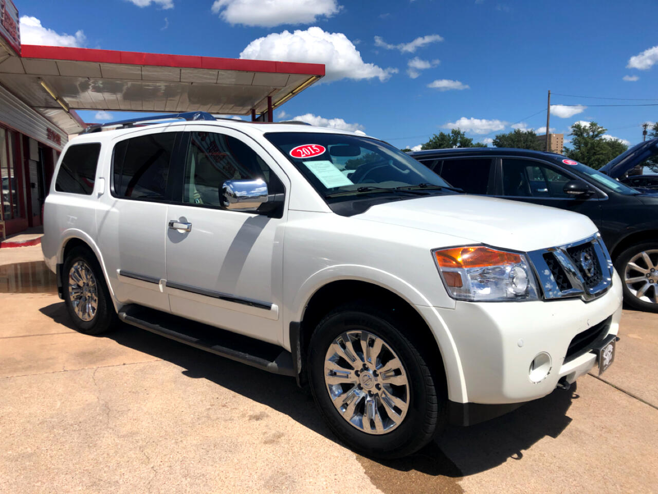 2015 Nissan Armada 2WD 4dr Platinum *Ltd Avail*