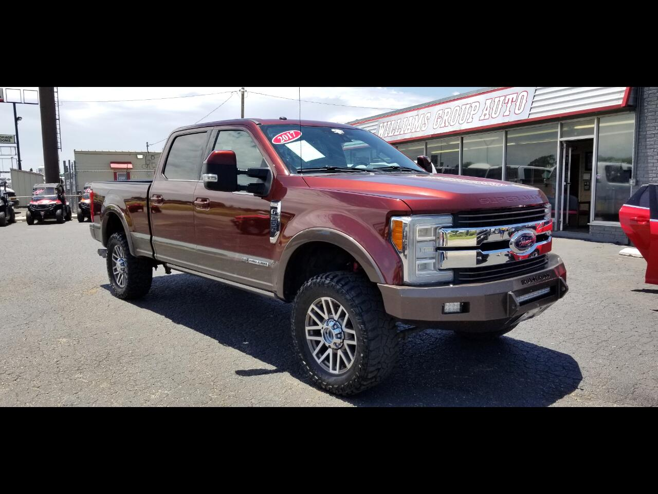 2017 Ford F-250 SuperCrew King Ranch Ultimate FX4