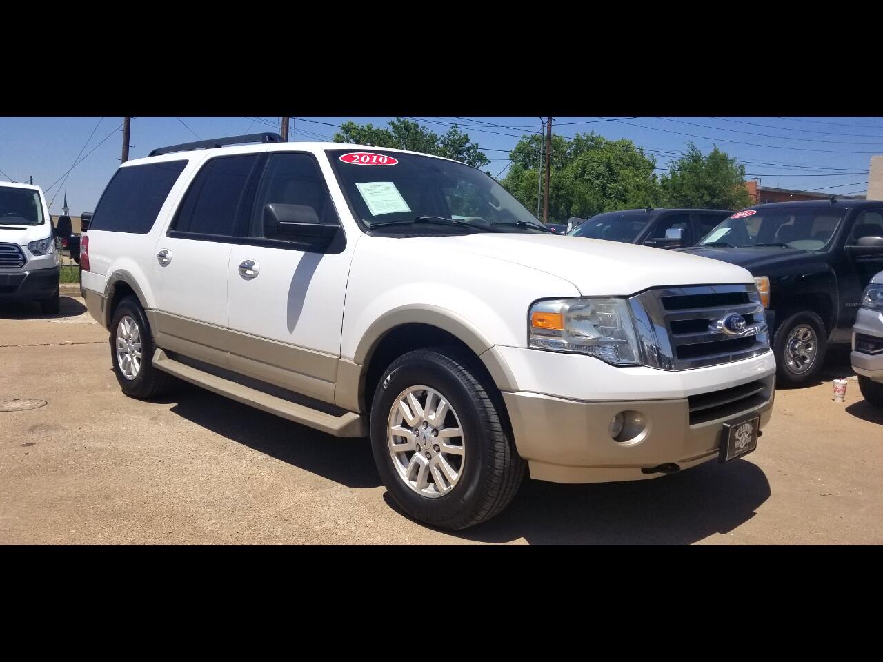 2010 Ford Expedition EL 4WD 4dr Eddie Bauer