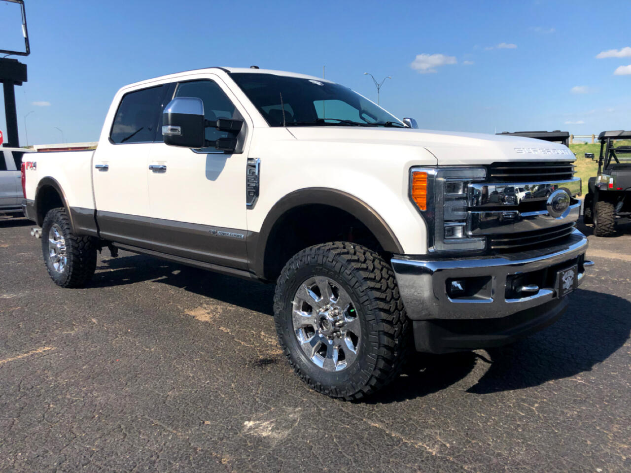 2017 Ford F-250 SuperCrew King Ranch FX4