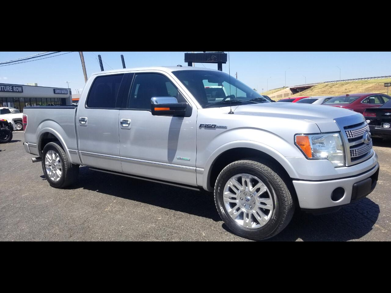 2011 Ford F-150 SuperCrew Platinum