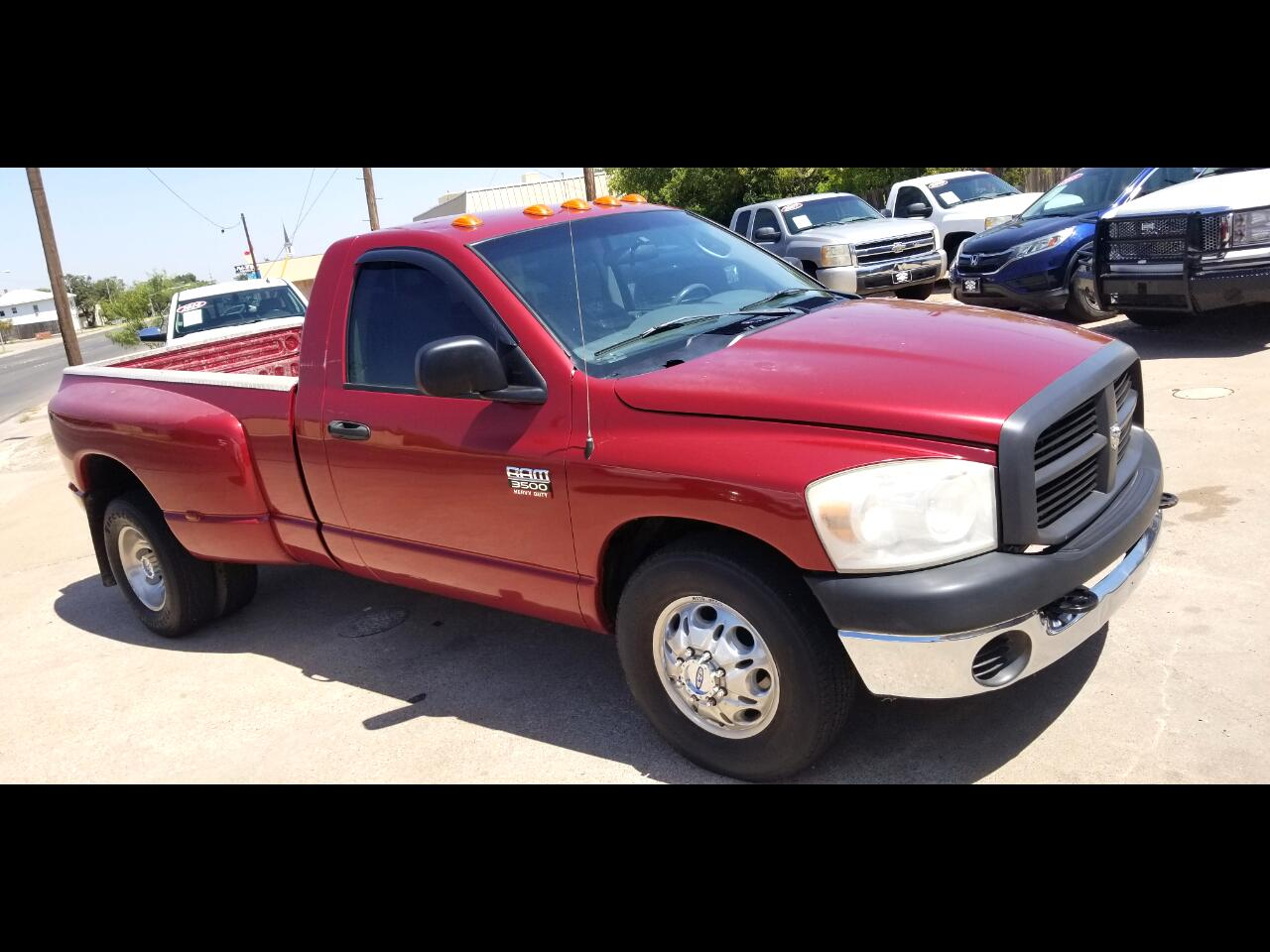 2007 Dodge Ram 3500 Regular Cab ST DRW