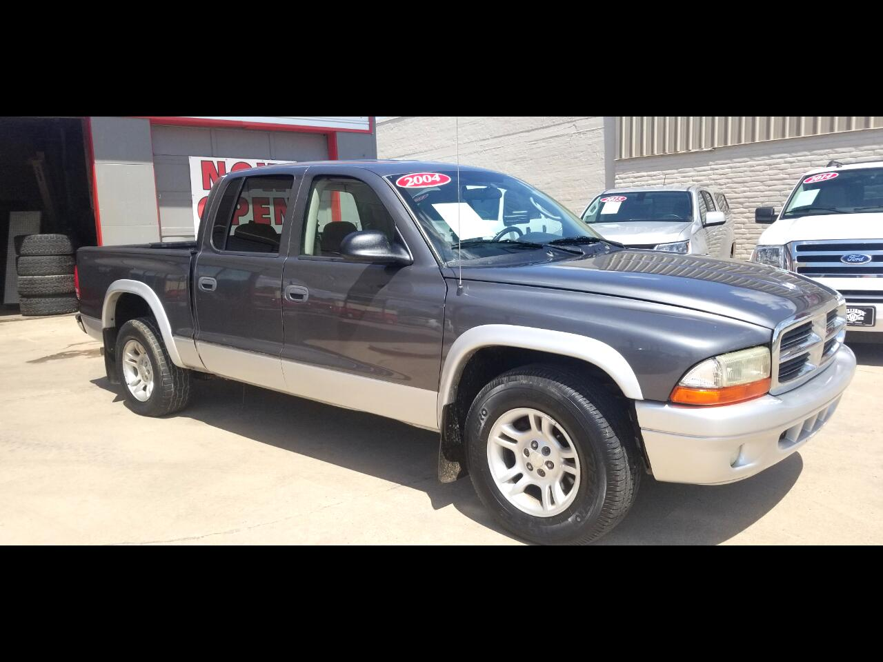 2004 Dodge Dakota Quad Cab SLT