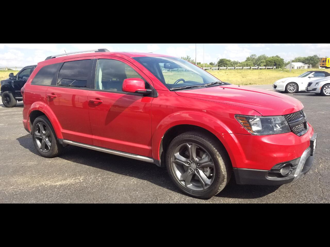 2017 Dodge Journey Crossroad Plus FWD