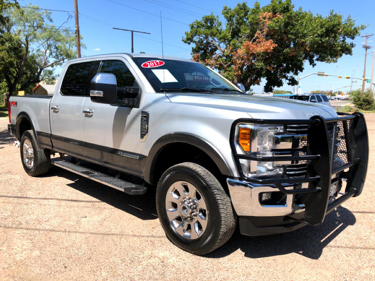 2017 Ford F-250 SuperCrew Lariat FX4