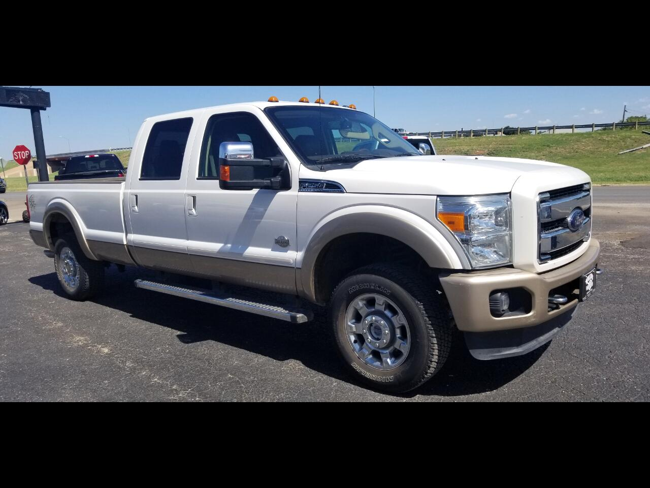 2014 Ford F-250 SuperCrew King Ranch 4X4