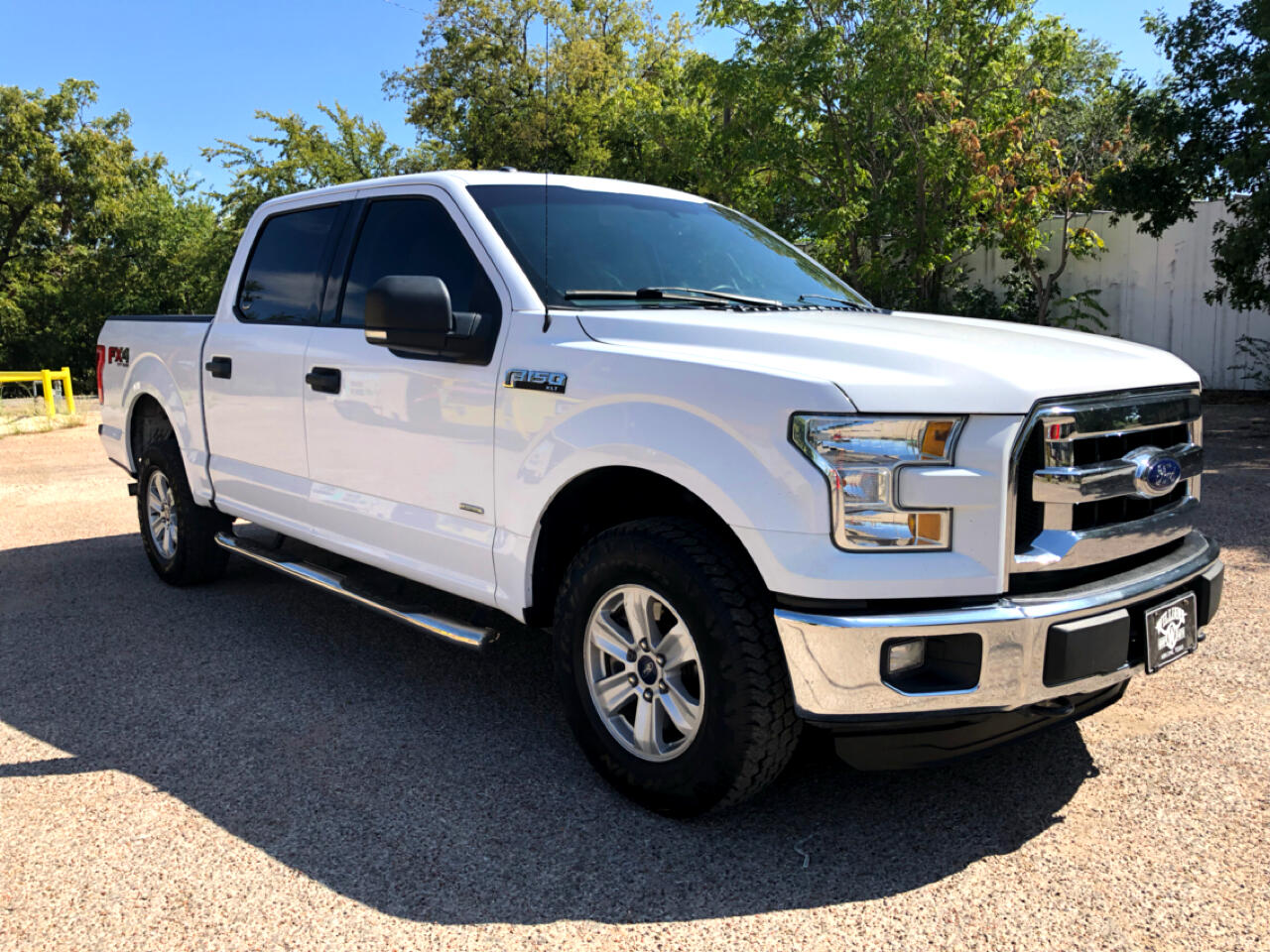 2015 Ford F-150 Supercrew XLT 4X4
