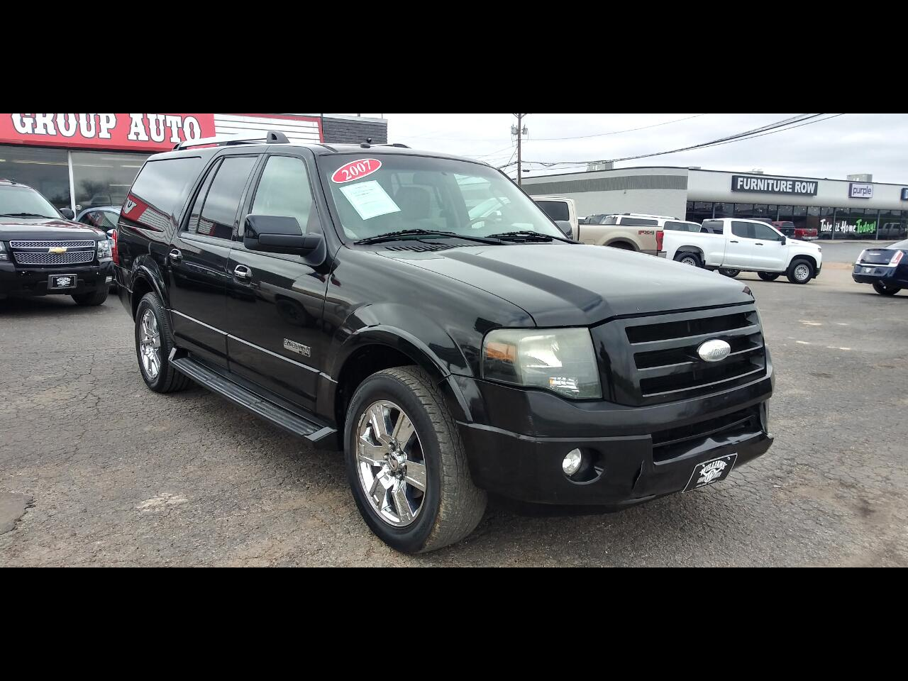 Ford Expedition EL 2WD 4dr Limited 2007