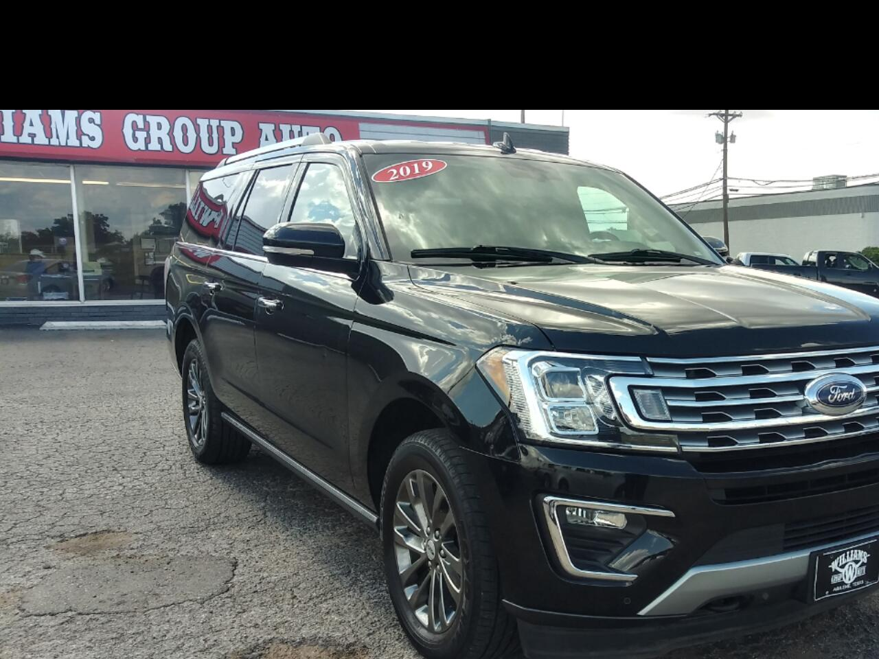 Ford Expedition Max Limited 4x4 2019