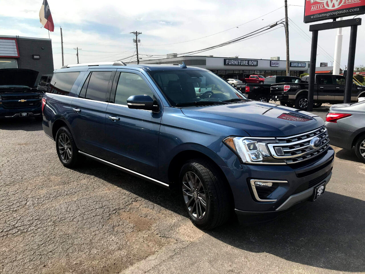Ford Expedition Max Limited 4x2 2019