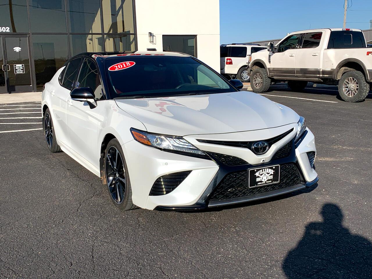 Toyota Camry XSE V6 Auto (Natl) 2018