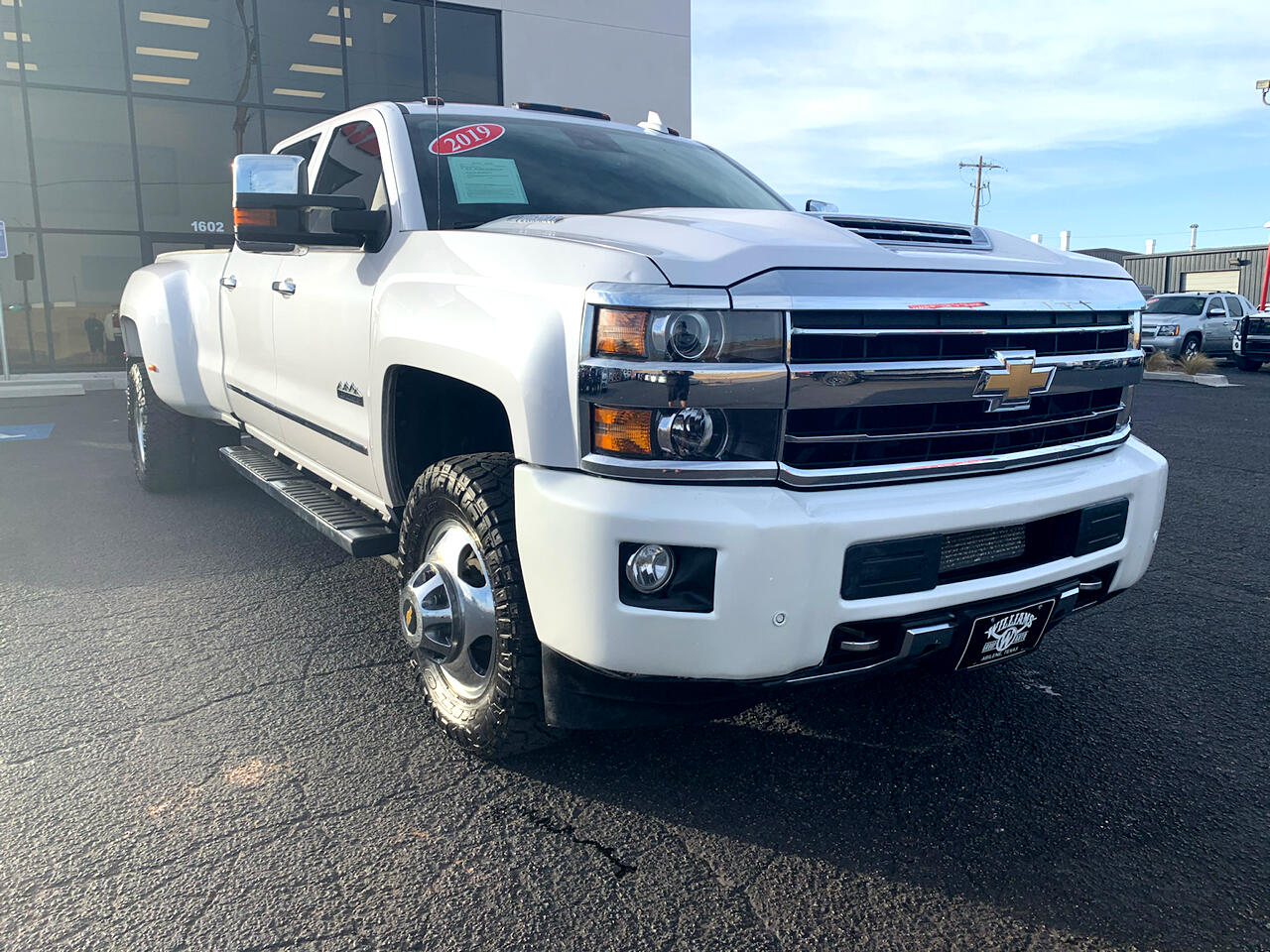 "Chevrolet Silverado 3500HD 4WD Crew Cab 167.7"" High Country 2019"