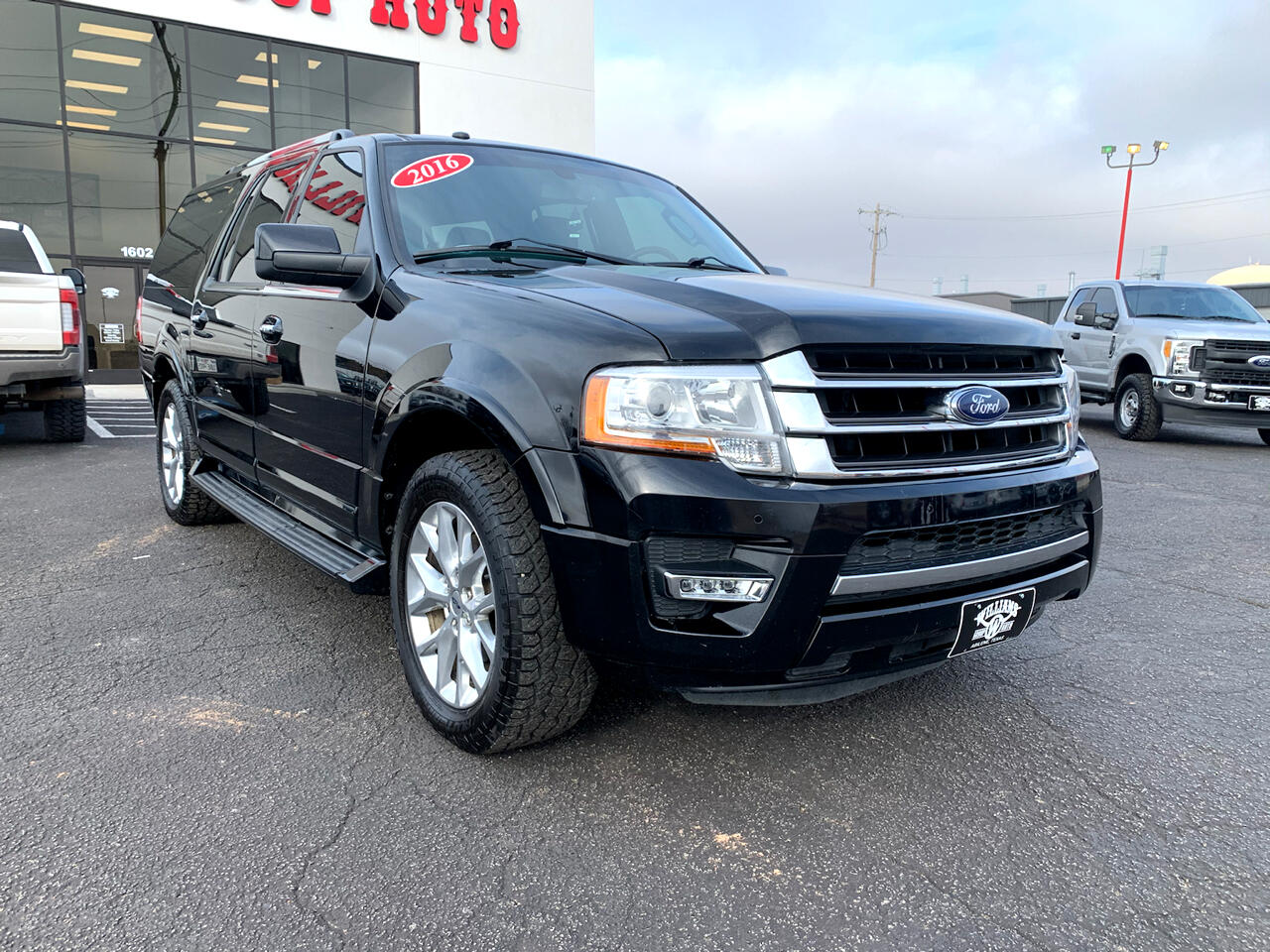 Ford Expedition EL 2WD 4dr Limited 2016