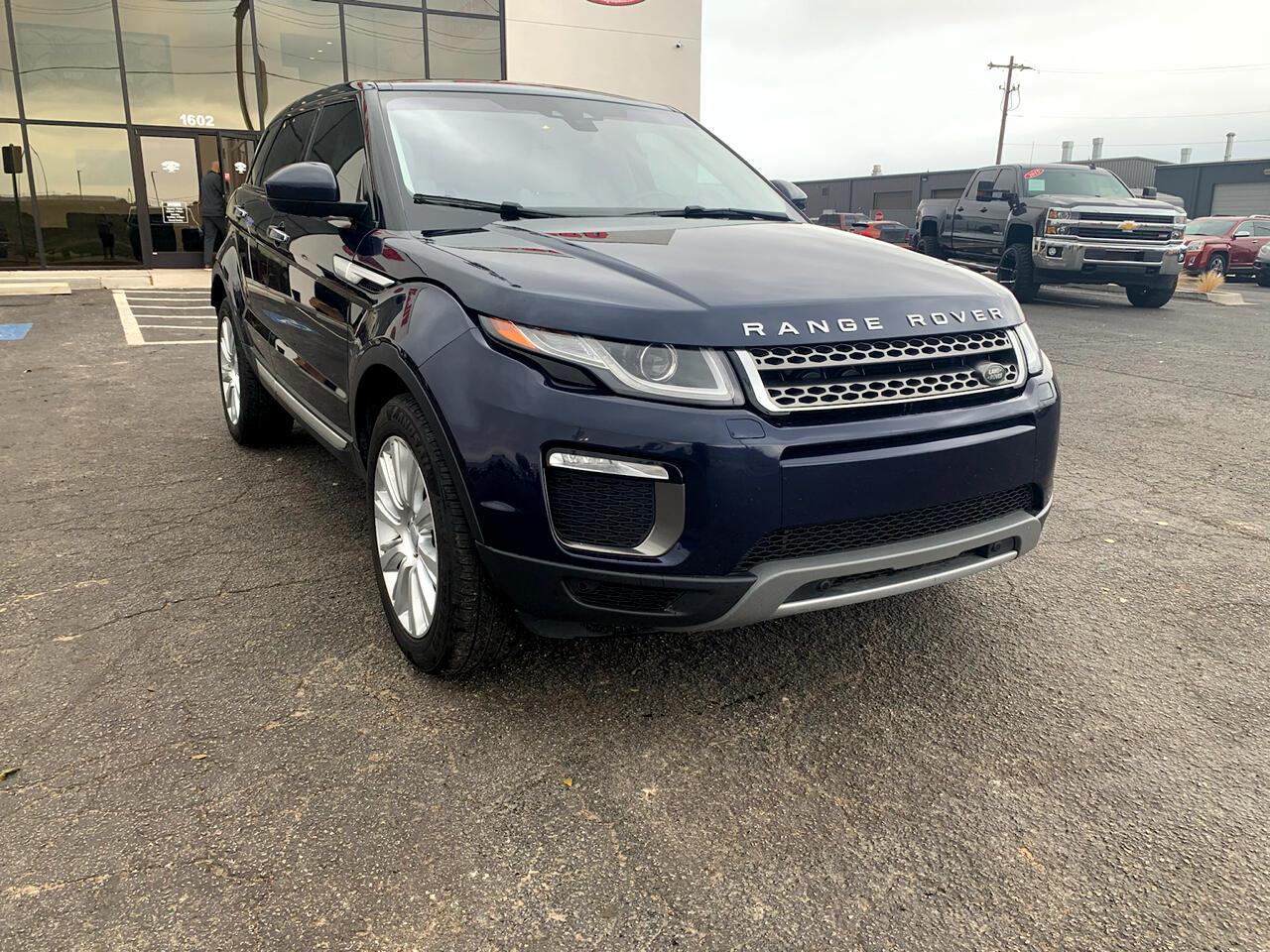 Land Rover Range Rover Evoque 5 Door HSE 2017