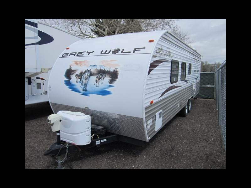2012 Forest River Cherokee Grey Wolf 26 BH