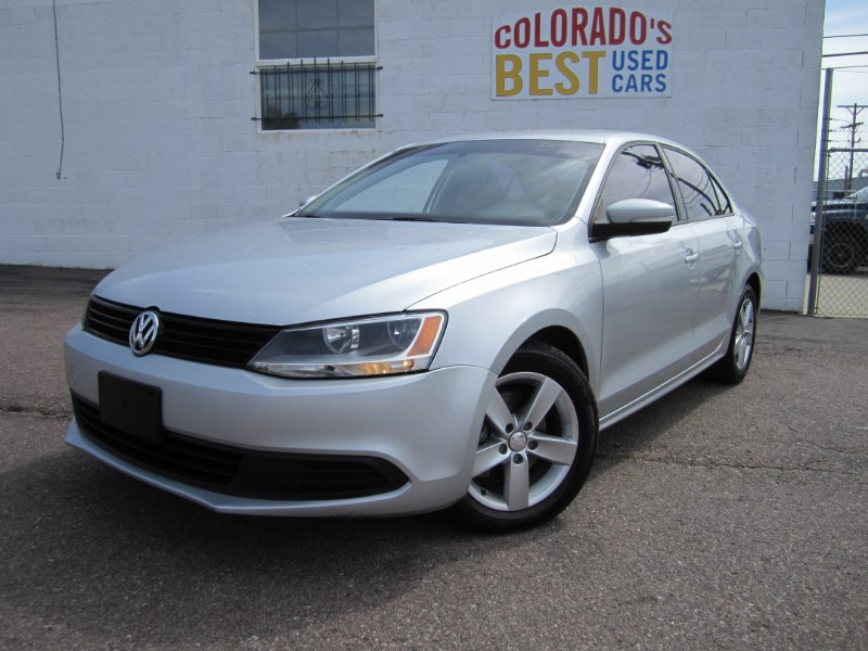 Volkswagen Jetta Sedan 4dr Manual TDI LE 2011