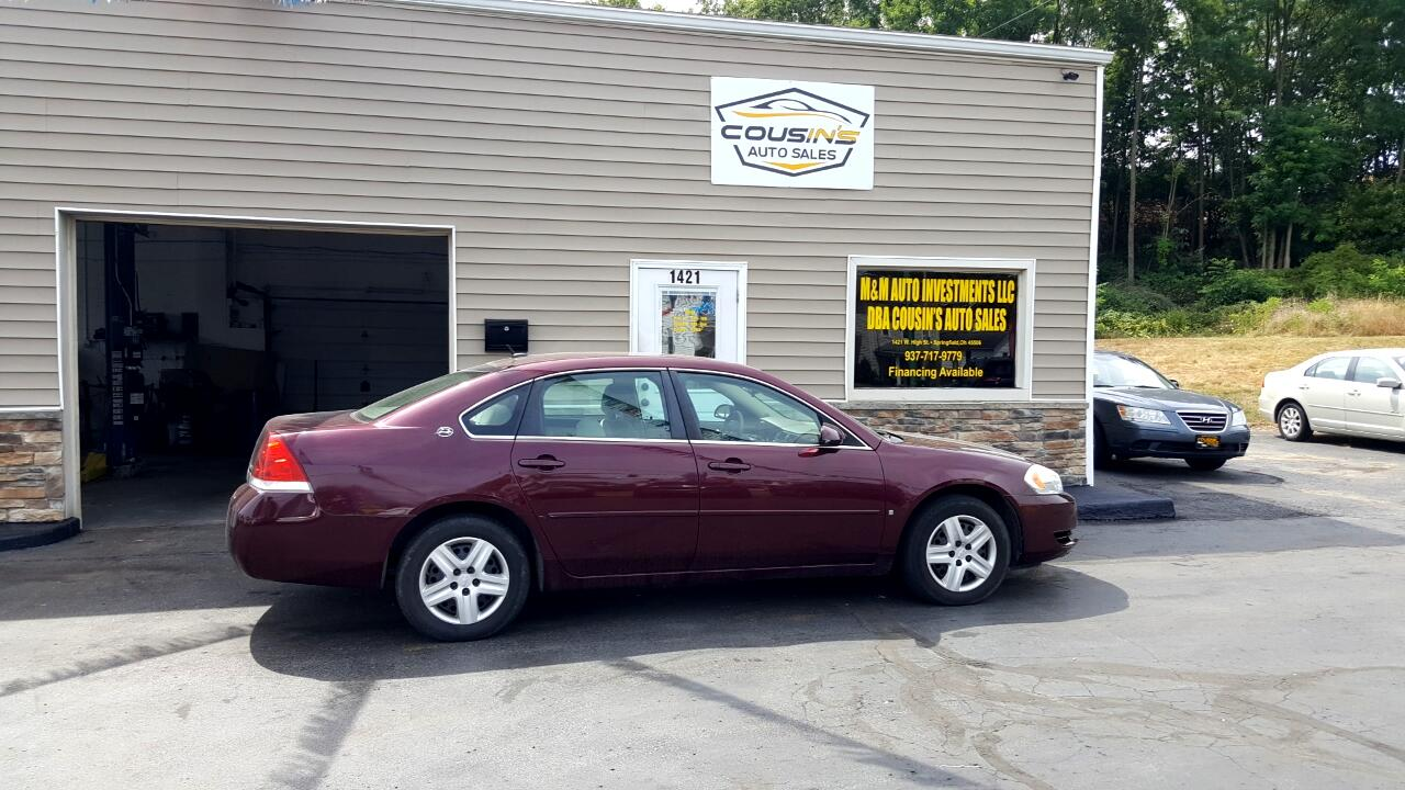 2007 Chevrolet IMPALA LS Base