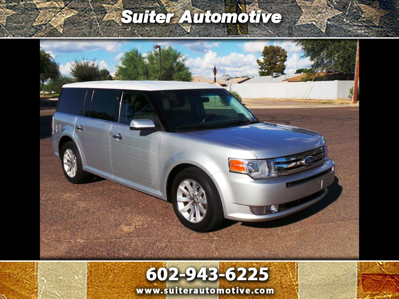 2012 Ford Flex SEL AWD