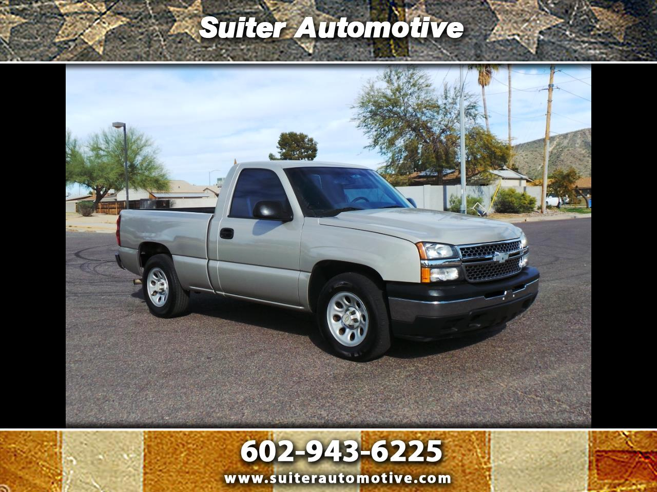 2007 Chevrolet Silverado Classic 1500 Work Truck 2WD